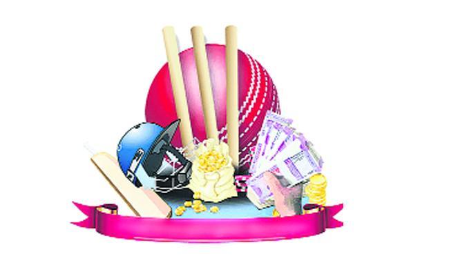 Cricket Betting Gang Arrest in Guntur - Sakshi
