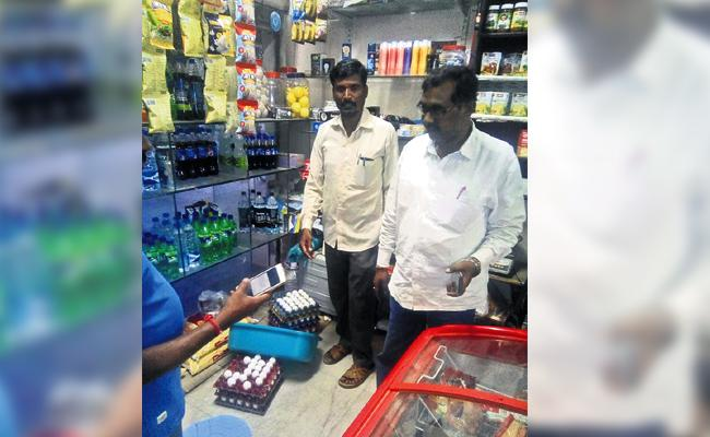 Complaint on Plastic Eggs Sales in Rajendranagar - Sakshi