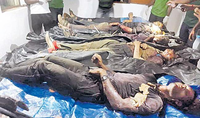 five maoists killed in orissa - Sakshi