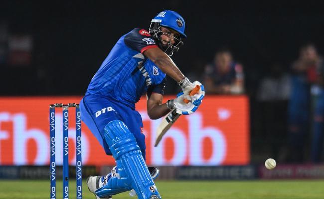 IPL 2019 Eliminator Match Delhi Beat Sunrisers By 2 Wickets - Sakshi