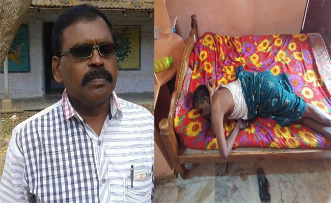 Teacher Suspicious Death in Hyderabad - Sakshi