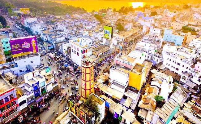 Vizianagaram Changed Now Municipolity - Sakshi