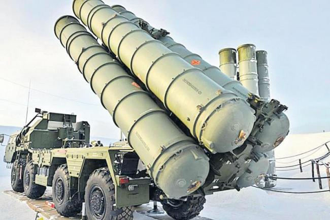 India buying Russian S-400 missile will seriously affect Indo-US - Sakshi