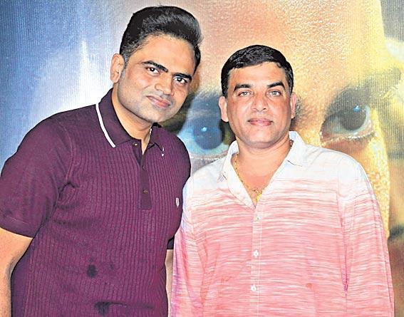 Maharshi makers claim Rs 100 Cr share - Sakshi