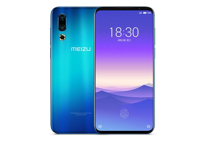 Meizu 16Xs packs a 48MP Camera  - Sakshi