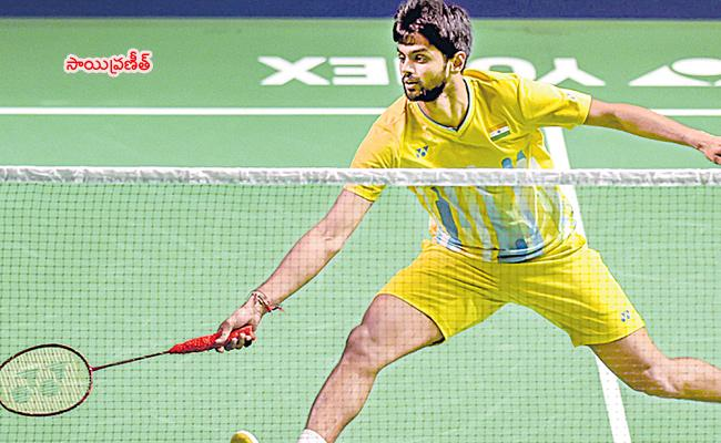 Indian shuttlers preparing for Australia Open - Sakshi