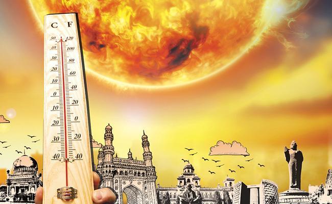 Very Hot Summer In Telangana - Sakshi