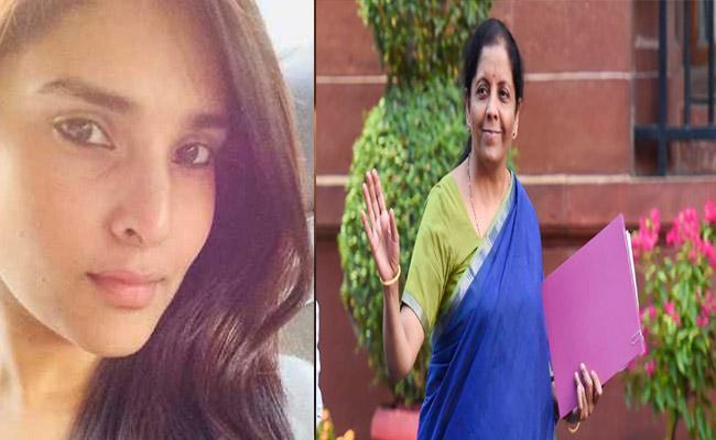Divya Spandana Congratulates Nirmala Sitharaman But Not Go Well In Twitter - Sakshi
