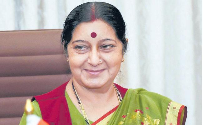 Guest Column By Shekar Gupta Over Sushma Swaraj - Sakshi