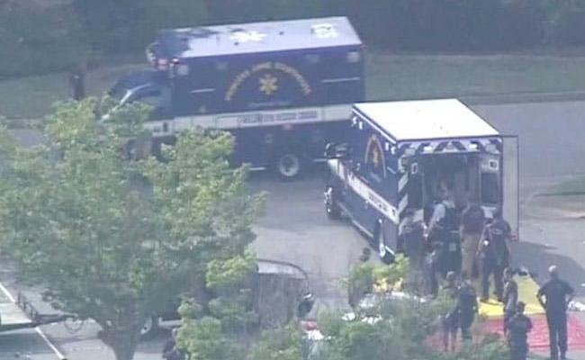 Shooting At Virginia Government Building At Least 11 Dead - Sakshi