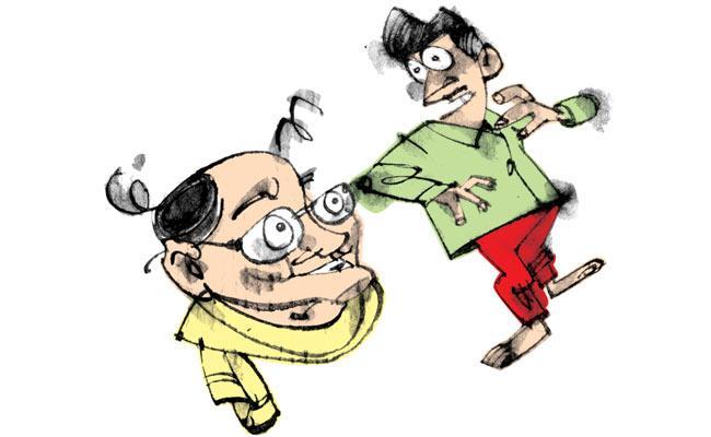 Subba Reddy Does Not Belong To Telangana - Sakshi