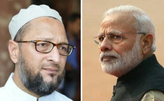 Asaduddin Owaisi mocks PM Modi over missing AN-32 - Sakshi