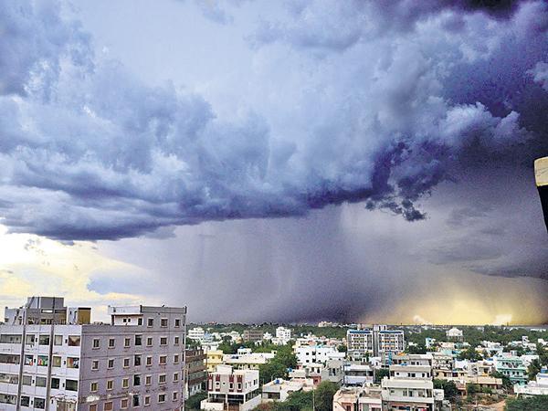 Monsoon expansion in Kerala - Sakshi