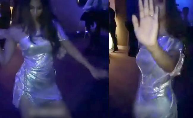 Suhana Khan grooving, Viral Video - Sakshi