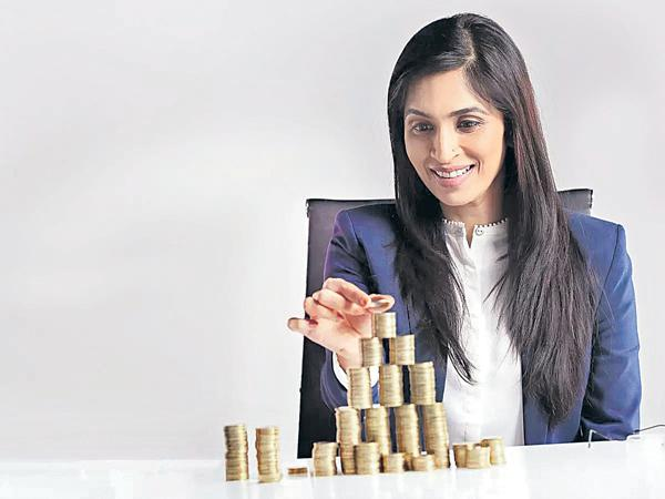 Womens role in investment decisions is half - Sakshi