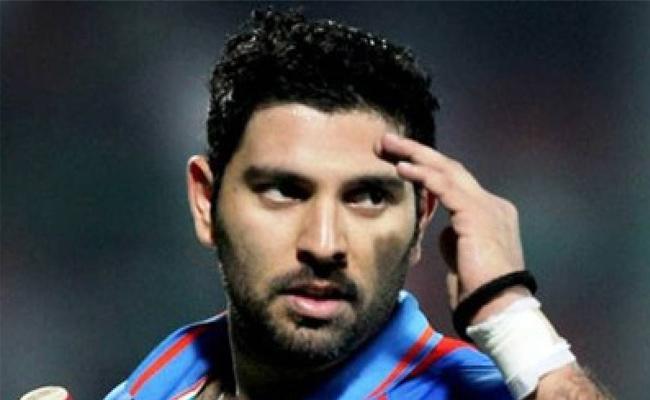 Yuvraj Singh Retirement His Cricket Career - Sakshi