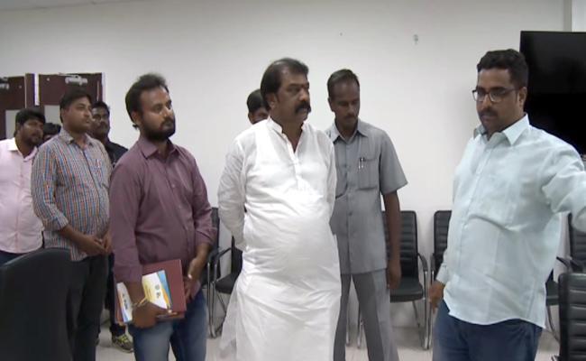 Andhra Pradesh Ministers Speak On First Cabinet Meeting - Sakshi