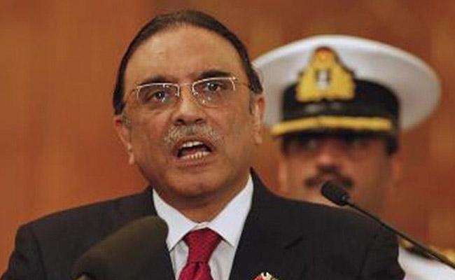 Former Pak President Asif Ali Zardari Arrested - Sakshi