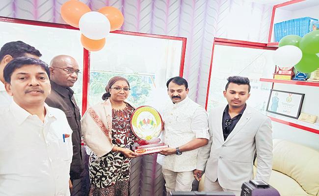 Guniya Welcomes Attica Gold For Investments - Sakshi