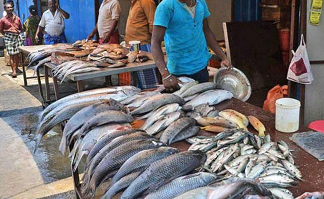 Fishermen full happy with work mahabubnagar - Sakshi