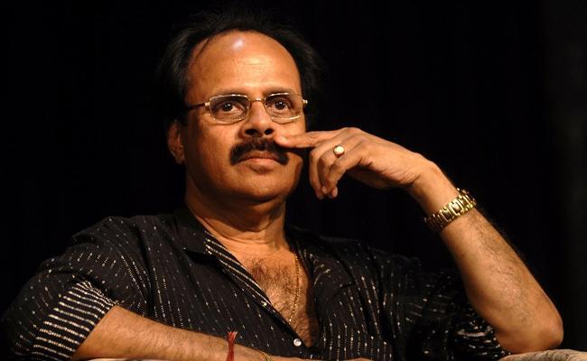 Veteran Comedia Crazy Mohan passed Away - Sakshi