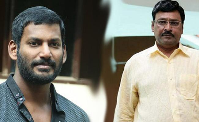 Tough Fight Between Baghyaraja And Vishal Team For Nadigar Sangam Elections - Sakshi