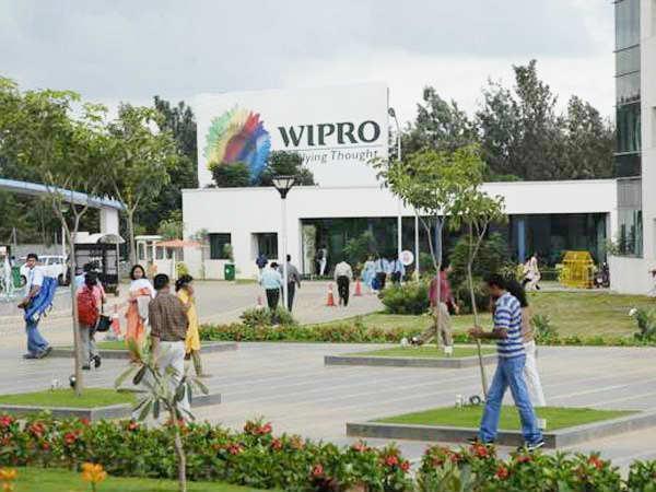 Wipro offers high singledigit pay hike to staff - Sakshi