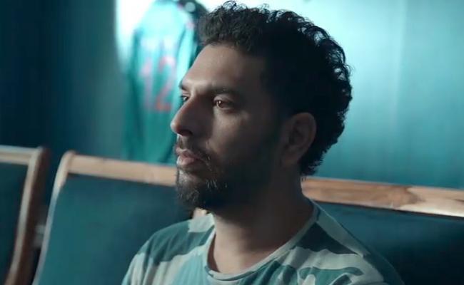 Yuvraj Singh Shares Emotional Video After Retirement - Sakshi