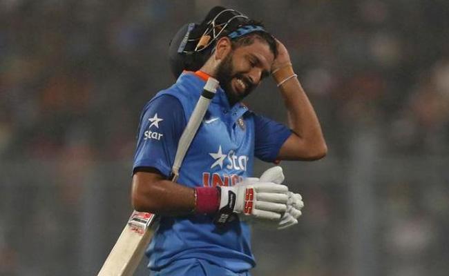 Yuvraj Says I love Cricket But I Also Hate It - Sakshi