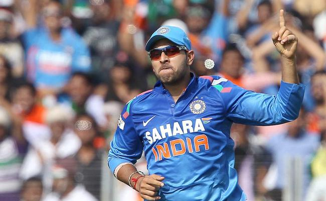 Yuvraj Singh Inspired Many People With His Fight - Sakshi
