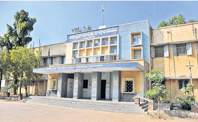 Panchayati Raj Department has been searching for ZPTC buildings - Sakshi
