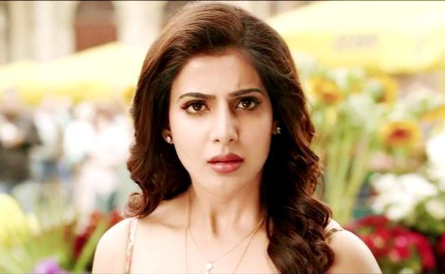Samantha Denies Pregnancy Rumours in Social Media Post - Sakshi