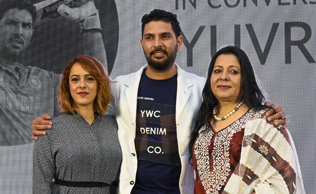 Yuvraj Singh retires from international cricket - Sakshi