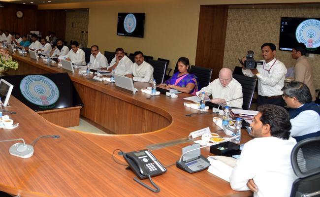 YS Jagan Cabinet decision to implement guarantees - Sakshi