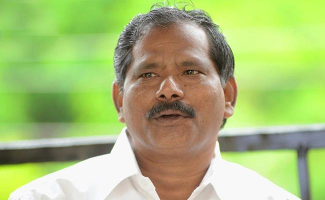 Jupudi Prabhakar Resignation - Sakshi