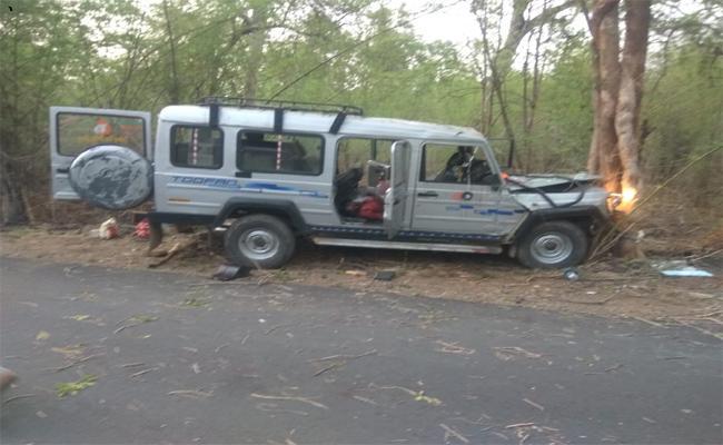 road accident - Sakshi