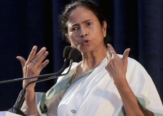 TMC vs BJP in war of words in West bengal - Sakshi