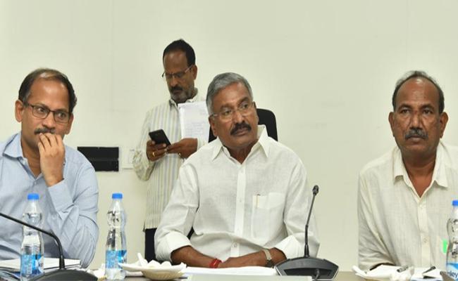 Andhra Pradesh Govt Decides To Unveil New Sand Mining Policy - Sakshi