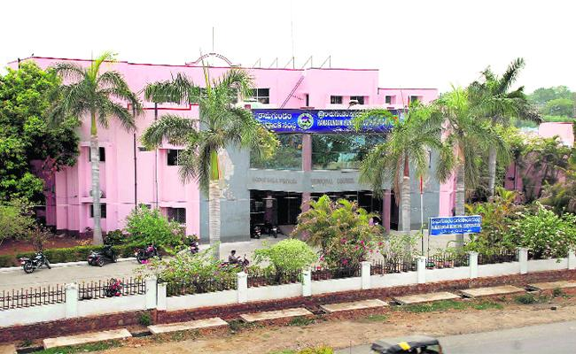All Parties Ready For Municipal Elections In Peddapalli - Sakshi
