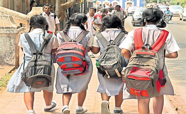 Schools Starts From Tomorrow - Sakshi