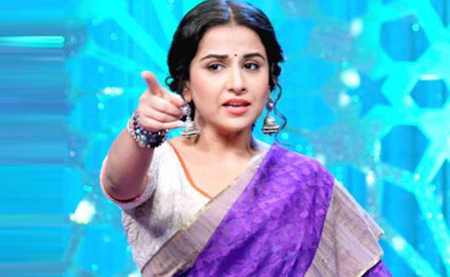 Vidya Balan About Her Flashback With Kollywood - Sakshi