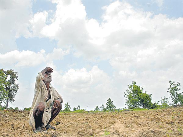 Effect of kharif crops with southwest monsoons delay - Sakshi