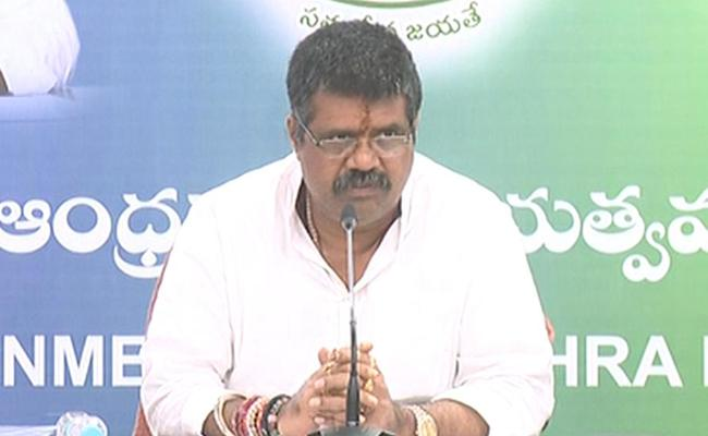 Minister Avanthi Srinivas Comments On Tourism Development - Sakshi