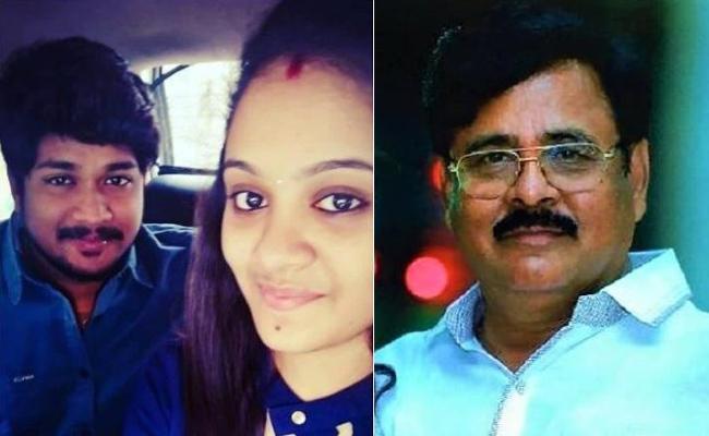 Pranay Murder Case Chargesheet Filed In Nalgonda District Court - Sakshi