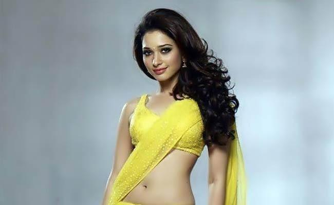 Tamannah Wants to Play the Role of Sridevi - Sakshi