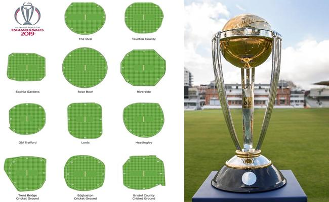 ICC World Cup 2019 Venues Pic Viral In Social Media - Sakshi