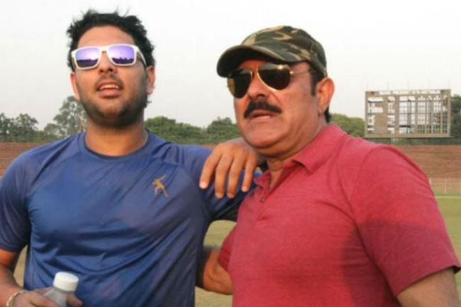 Yograj Singh Says Cannot Forgive Greg Chappell - Sakshi