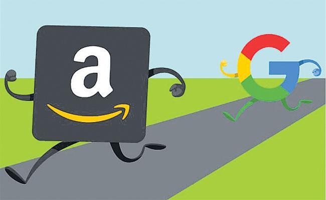 amazon cross google in Best Brand - Sakshi