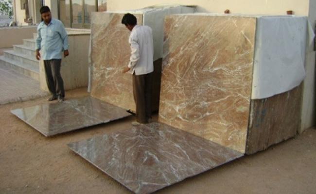 Full Demands To Nizamabad Color Granite - Sakshi