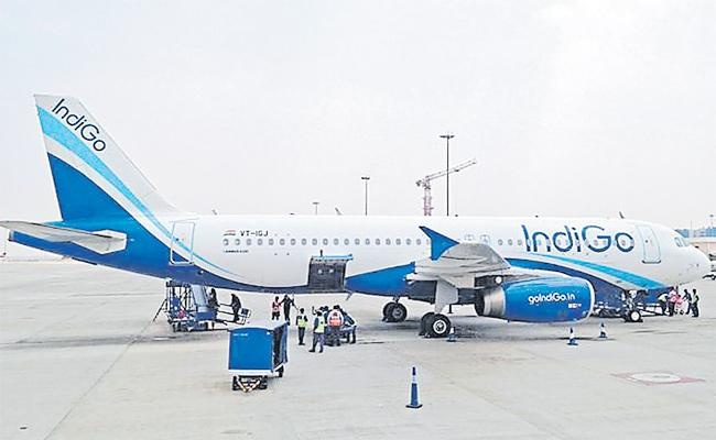 Indigo Summer Offer 999 For Ticket - Sakshi